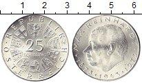 Изображение Монеты Европа Австрия 25 шиллингов 1973 Серебро UNC-