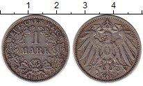 Изображение Монеты Германия 1 марка 1900 Серебро VF