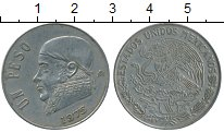 Изображение Дешевые монеты Мексика 1 песо 1975