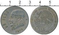 Изображение Дешевые монеты Мексика 1 песо 1972