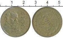 Изображение Дешевые монеты Мексика 100 песо 1984