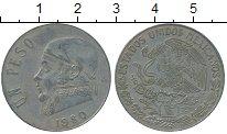 Изображение Дешевые монеты Мексика 1 песо 1980