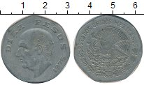 Изображение Дешевые монеты Мексика 10 песо 1976