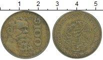 Изображение Дешевые монеты Северная Америка Мексика 100 песо 1985