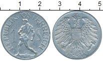 Изображение Дешевые монеты Европа Австрия 1 шиллинг 1946