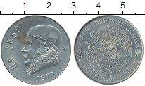 Изображение Дешевые монеты Мексика 1 песо 1970