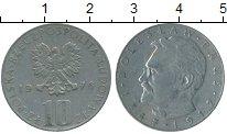 Изображение Дешевые монеты Польша 10 злотых 1976