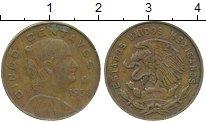 Изображение Дешевые монеты Северная Америка Мексика 5 сентаво 1958