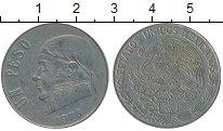 Изображение Дешевые монеты Северная Америка Мексика 1 песо 1978