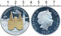 Изображение Монеты Новая Зеландия Острова Кука 10 долларов 2009 Серебро Proof-