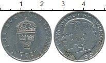Изображение Дешевые монеты Швеция 1 крона 1999
