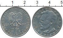 Изображение Дешевые монеты Польша 10 злотых 1982