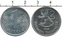 Изображение Дешевые монеты Финляндия 1 марка 1984
