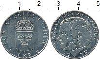 Изображение Дешевые монеты Швеция 1 крона 1978