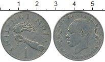 Изображение Дешевые монеты Африка Танзания 1 шиллинг 1966