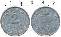 Изображение Дешевые монеты Европа Венгрия 2 пенго 1941