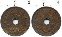 Изображение Дешевые монеты Европа Дания 2 эре 1931
