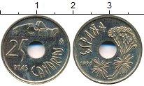 Изображение Дешевые монеты Европа Испания 25 песет 1994