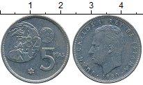 Изображение Дешевые монеты Европа Испания 5 песет 1980