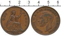 Изображение Дешевые монеты Великобритания 1 пенни 1944