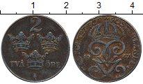 Изображение Дешевые монеты Швеция 2 эре 1947