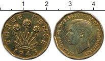 Изображение Дешевые монеты Великобритания 3 пенса 1943