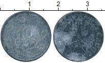 Изображение Дешевые монеты Польша 10 грош 1923