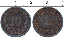 Изображение Дешевые монеты Европа Венгрия 10 филлеров 1940