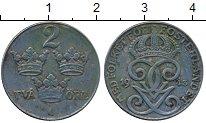 Изображение Дешевые монеты Европа Швеция 2 эре 1943