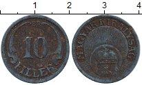 Изображение Дешевые монеты Европа Венгрия 10 филлеров 1940 Железо VF+