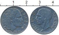 Изображение Дешевые монеты Италия 20 чентезимо 1940 Медно-никель XF