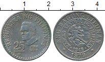 Изображение Дешевые монеты Азия Филиппины 25 сентим 1979 Медно-никель XF