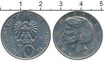 Изображение Дешевые монеты Европа Польша 10 злотых 1975 Медно-никель VF