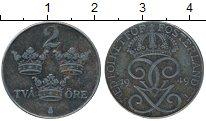 Изображение Дешевые монеты Европа Швеция 2 эре 1949 Железо XF-