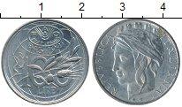 Изображение Дешевые монеты Европа Италия 100 лир 1995 Медно-никель XF-