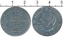 Изображение Дешевые монеты Швеция 1 крона 1973 Медно-никель XF-