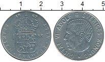 Изображение Дешевые монеты Европа Швеция 1 крона 1969 Медно-никель XF