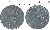Изображение Дешевые монеты Швеция 1 крона 1975 Медно-никель VF+