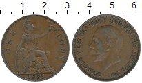 Изображение Дешевые монеты Европа Великобритания 1 пенни 1935 Медь XF-