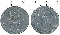 Изображение Дешевые монеты Швеция 1 крона 1970 Медно-никель XF-