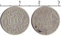 Изображение Монеты Марокко 1/2 дирхама 1895 Серебро VF