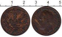 Изображение Монеты Европа Швеция 2 эре 1864 Бронза VF