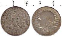 Изображение Монеты Польша 2 злотых 1933 Серебро VF