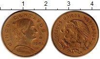 Изображение Монеты Северная Америка Мексика 5 сентаво 1961 Бронза VF
