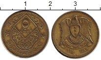 Изображение Монеты Азия Сирия 5 пиастров 1965 Латунь VF