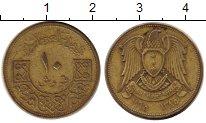 Изображение Монеты Азия Сирия 10 пиастр 1965 Латунь VF