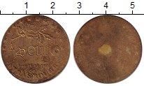 Изображение Монеты Франция Жетон 1996 Латунь UNC-
