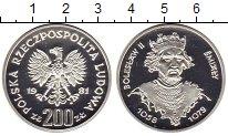 Изображение Монеты Польша 200 злотых 1981 Серебро Proof