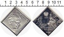 Изображение Монеты Польша 20 злотых 2003 Серебро UNC
