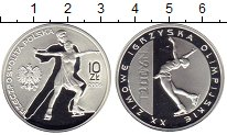 Изображение Монеты Польша 10 злотых 2006 Серебро Proof